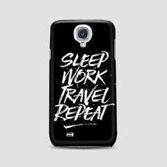 Sleep Work Travel Repeat