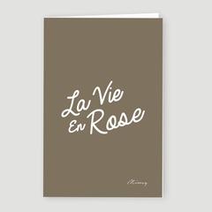 La Vie En Rose - Nude